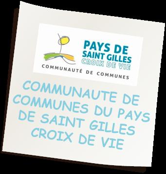 Communauté de communes du Pays de St Gilles