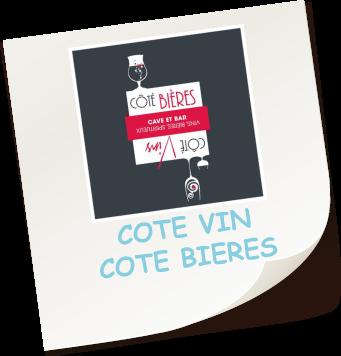 Bar Côté vin Côté Bière