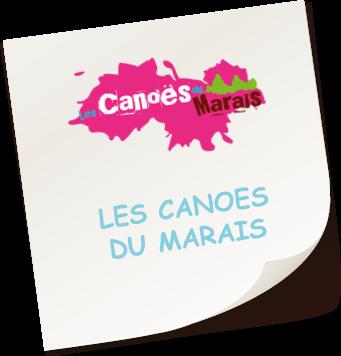 Les canoes des marais