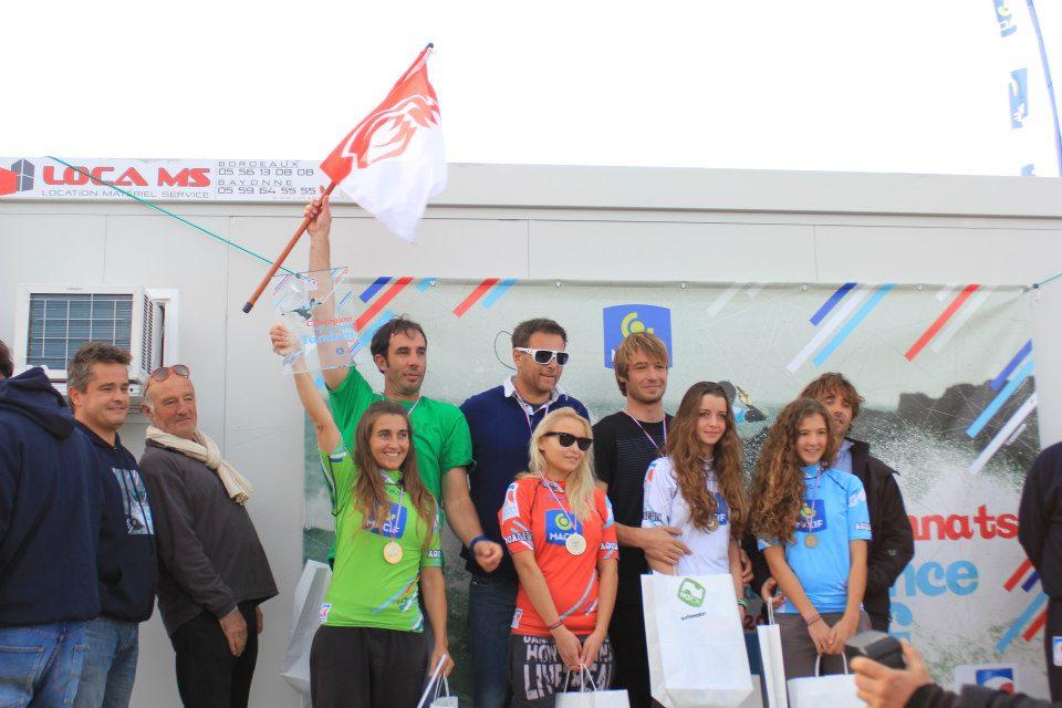 Champion de France 2012