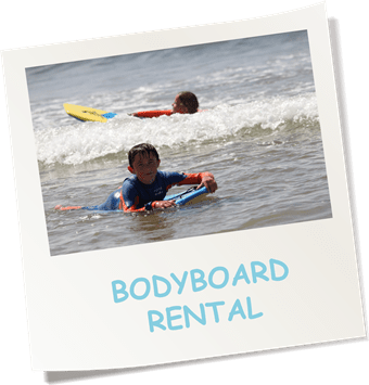 BODYBOARD RENTAL