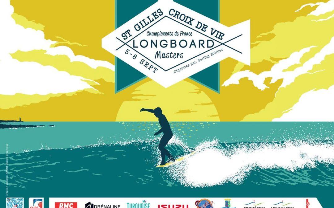 Champion de France de longboard