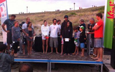 Championnat du monde de surf tandem